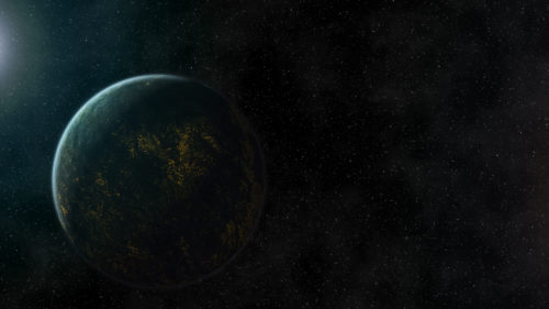 Planets in After Effects