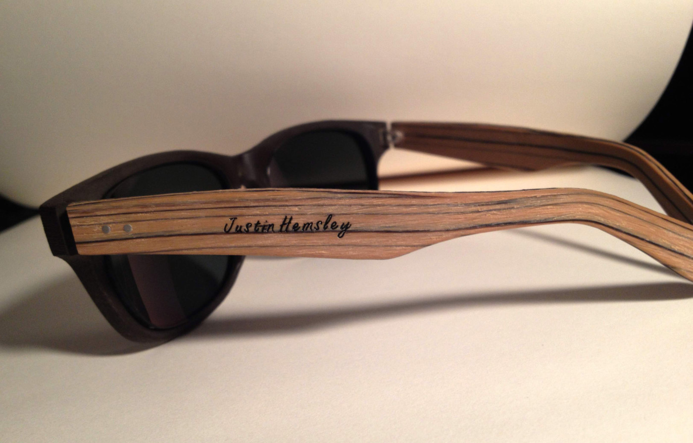 c3b31a8adc1 Custom Zenni Sunglasses - Justin Hemsley